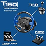 Thrustmaster T150 RS (Lenkrad inkl. 2-Pedalset, Force Feedback, 270° - 1080°, PS4 / PS3 / PC) Test