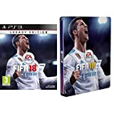 FIFA 18 Legacy Edition + Steelbook Esclusiva Amazon - PlayStation 3