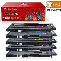 3x ECO Patrone ersetzt Samsung CLT-C4072S CLT-M4072S CLT-Y4072S