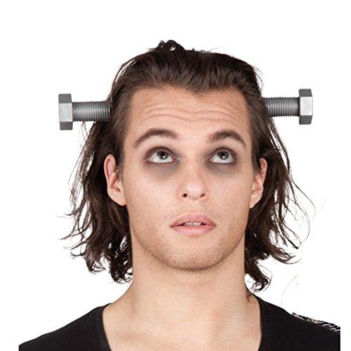 Schraube im Kopf Kopfbügel Halloween Party (Halloween Kopfbügel)