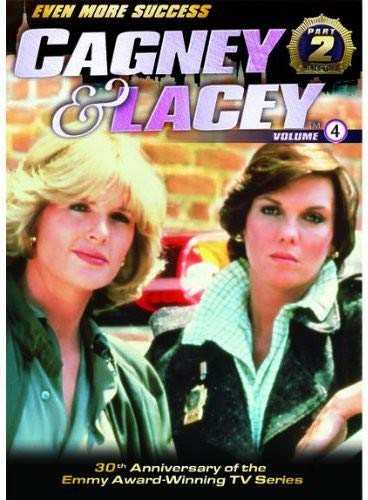 Cagney & Lacey - Season 4 Part 2 [RC 1]
