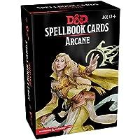 Spellbook-Cards-Arcane Spellbook Cards – Arcane -