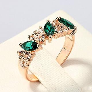 WSSB-Womens Fashion Exquisite Ring Women's Elegant Vintage Rhinestone Finger Knuckle Ring Gift Fashion Jewelry