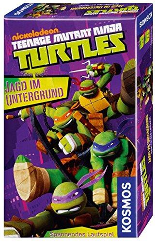 Kosmos 710965 - Teenage Mutant Ninja Turtles - Jagd im Untergrund, Kinderspiel