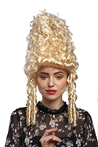WIG ME UP ® - 90867-ZA88 Lady Party Wig Halloween