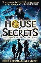 House of Secrets (House of Secrets, Book 1): Written by Chris Columbus, 2014 Edition, Publisher: HarperCollinsChildren'sBooks [Paperback]