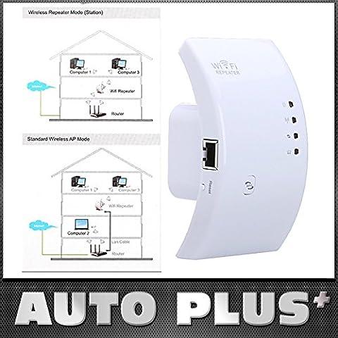 Izusa £ ¨ TM)–Amplificatore Ripetitore Wifi Wireless-N