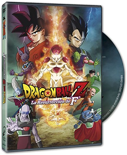 Dragon Ball Z La Resurrección De F [DVD]