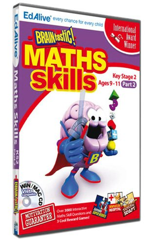 BRAINtastic! Maths KS2 Part 2 (P...