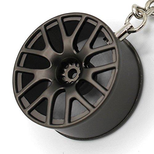 BBS-Chr-Style-Nero-Opaco-Keychain--von-VMG-della-Store