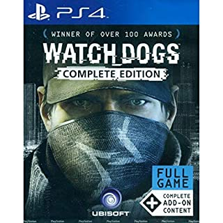 Watch Dogs Complete (PS4) (B01HOJ6VNO) | Amazon Products