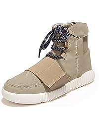 XIANV High Top Schuhe Männer Casual Slipony Walking Flats Männer Tennis Adult Breathable