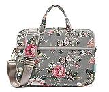 Best kayond Messenger Bags - KAYOND Water Hyacinth Patten Canvas Laptop Shoulder Messenger Review