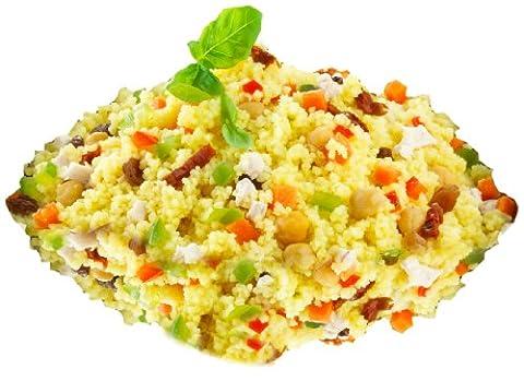 TREK'N EAT - Couscous au poulet et aux légumes lyophilisés