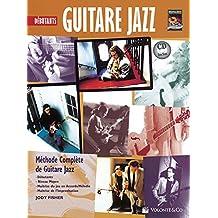 Guitare Jazz Debutant Tab: Beginning Jazz Guitar (French Language Edition), Book & CD (Methode Complete de Guitare Jazz)