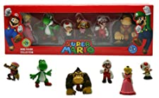 Nintendo Super Mario Mini Figures Box Set Series 3