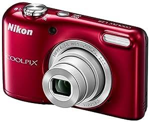Nikon Coolpix L29-Kit Appareil photo-Rouge