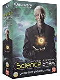 Morgan Freeman - Science show - Le frontiere dell'astronomia