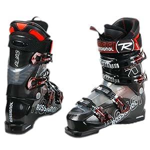 Rossignol - Chaussures De Ski Alias Sensor 70 Noir Homme - Homme - Taille 24.5 - Noir