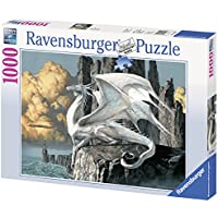 "Ravensburger 15696 2 ""Winged Dragon""  Puzzle (1000-Piece)"