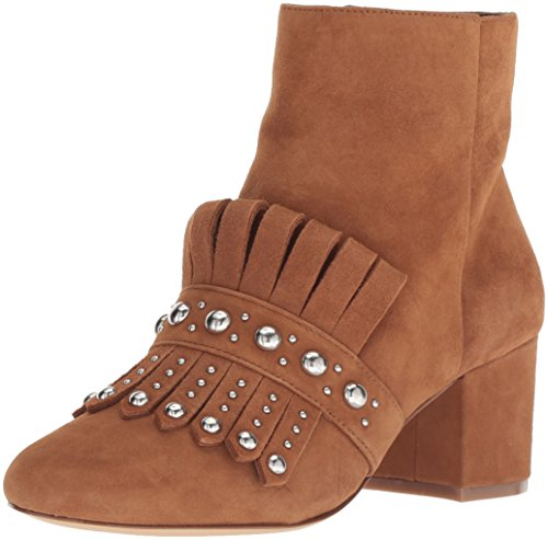 Nine West Women's Qamile Suede Ankle Boot,