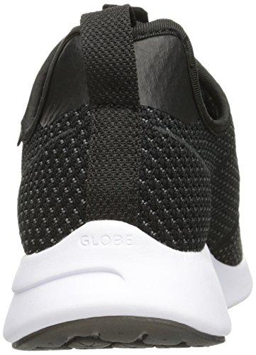 Globe Dart LYT Herren Textile Skateschuh Black Mesh