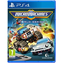 Micro Machines: World Series Video Game for PS4