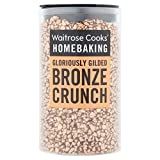 Cooks' Ingredients Bronze Crunch Pieces Waitrose 87g