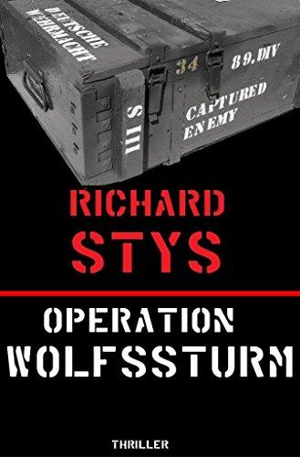 OPERATION WOLFSSTURM: Die Jagd nach dem Bernsteinzimmer