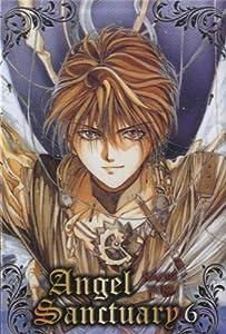 Angel Sanctuary Nouvelle édition Tome 6