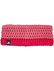 adidas Niños Chunky cinta, otoño/invierno, infantil, color Super Blush/Ray Red/White, tamaño OSFY