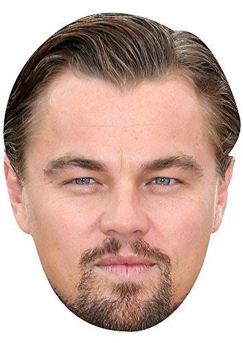 Leonardo Dicaprio Mask