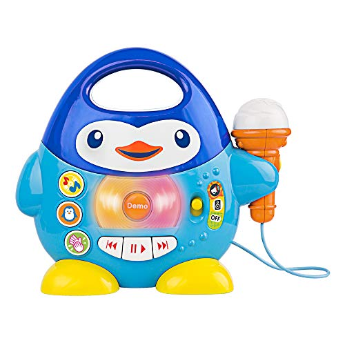 winfun Karaoke Pinguin ColorBaby 44754 (Kinder Pop-stars Als)