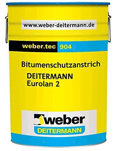 weber.tec 904, 33 ltr - Bitumenschutzanstrich