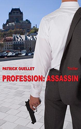 Couverture du livre Profession : assassin: Thriller