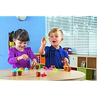 Learning Resources Alphabet Acorns Activity Set