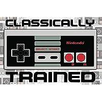 Póster Nintendo - Classically Trained (91,5cm x 61cm) + 1 póster sorpresa de regalo
