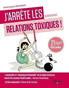 """Afficher """"J'arrête les relations toxiques !"""""""