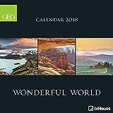Wonderful World 2018: GEO Broschürenkalender