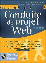 Conduite de projet Web : 3 Etudes de cas (1Cédérom)