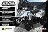 Miniquad Kinder ATV Fox XTR PREMIUM 49 cc E-Start -