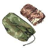 shuaishuang573 Camuflaje Neto de Camo Net Coche Militar Carpa Cubriendo Caza Persianas Red