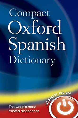 Diccionario Oxford Compact ESP-ING/ING-ESP 5th Edition