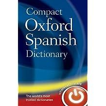 Compact Oxford Spanish Dictionary (Diccionario Oxford Compact)