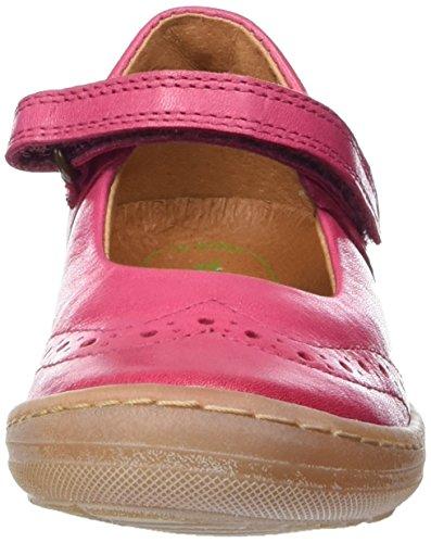 FRODDO Froddo Mary Jane Shoe G3140060, Mary Jane fille Rot (Fuxia)