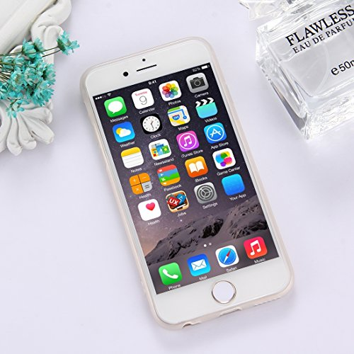 Phone Case & Hülle Für iPhone 6 Plus & 6s Plus TPU bereifte prägeartige Katze-Fang-Wand-Muster-schützende Fall-rückseitige Abdeckung ( SKU : Ip6p5303h ) Ip6p5303r