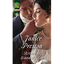 Return Of Scandal's Son (Men About Town, Book 1) (Historical)