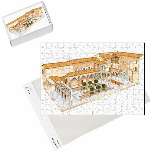 photo-jigsaw-puzzle-of-aljaferia-zaragoza-spain-islamic-palace-santa-isabel-courtyard