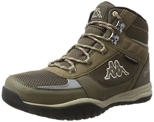 Kappa Mountain, Zapatillas para Hombre, Marrón 5041 Brown/Beige, 43 EU