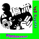 Drift Shocker Pflaster Panda Sticker Aufkleber
